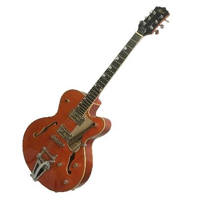 Alden Western Star Semi Acoustic Guitar
