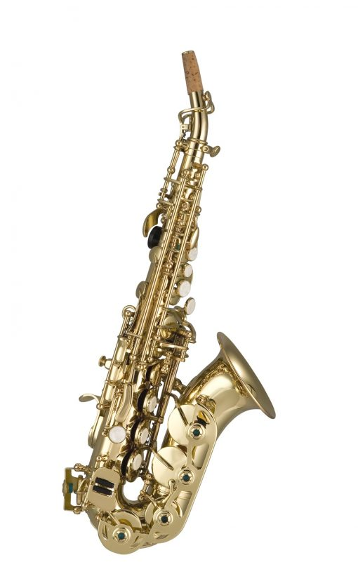 Artemis Soprano Sax Curved Outfit
