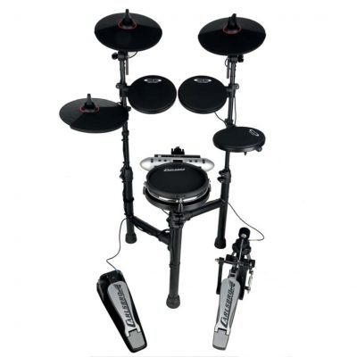 Carlsbro CSD130M Electronic Digital Drum Kit With Mesh Snare Drum