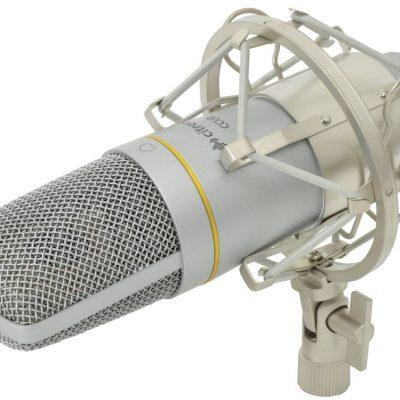 Citronic USB Studio Condenser Microphone