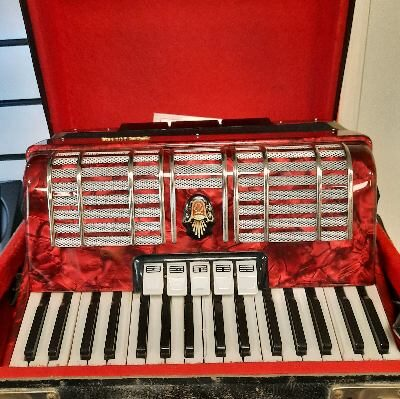 Galotta 120 Bass Accordion