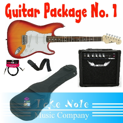 Great Value Guitar Package