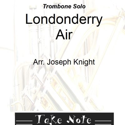 Londonderry Air Trombone Solo