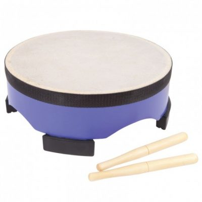 PP World Floor Drum - 25cm Blue