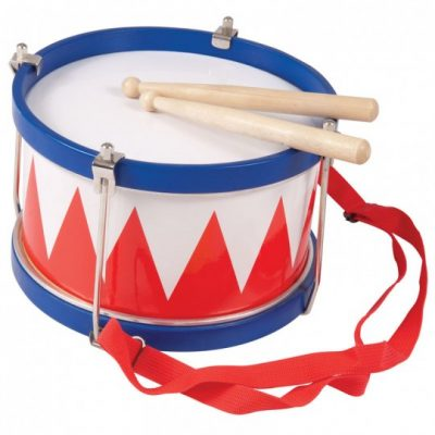 PP World Wooden Marching Drum - 20cm