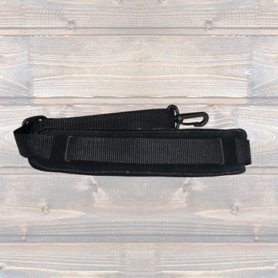 Padded Saxophone Strap – Black