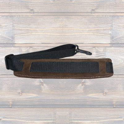 Padded Saxophone Strap – Brown