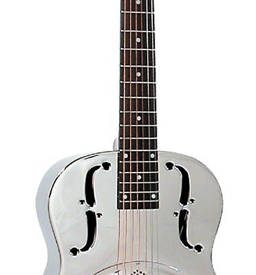 regal metal body resonator guitar take note music. Black Bedroom Furniture Sets. Home Design Ideas