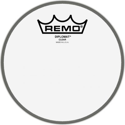 """Remo 06"""" DIPLOMAT CLEAR"""