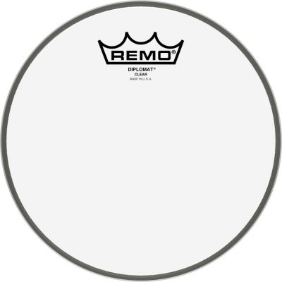 """Remo 08"""" DIPLOMAT CLEAR"""