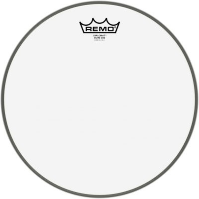 """Remo 12"""" DIPLOMAT UNCOATED SNARE HD"""