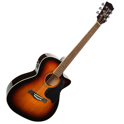 Richwood Artist Series acoustic guitar - Sunburst RA-12-CESB THUMBNAIL