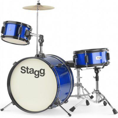 Stagg 16'' 3 piece- Blue