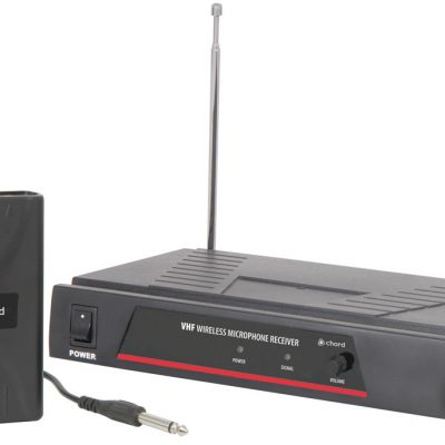 VHF Guitar Wireless System